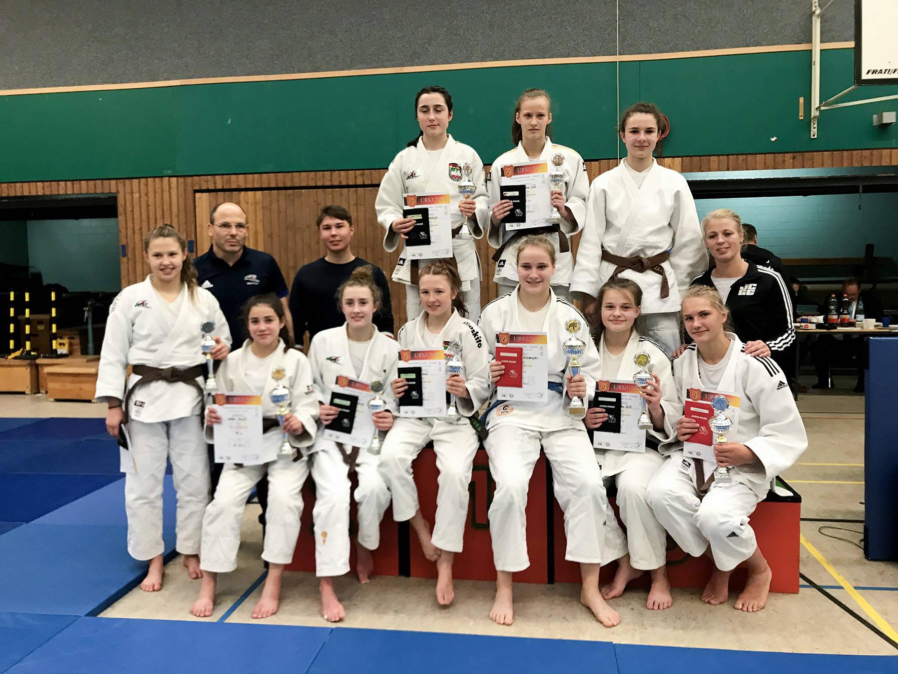 Bayerischer judo verband